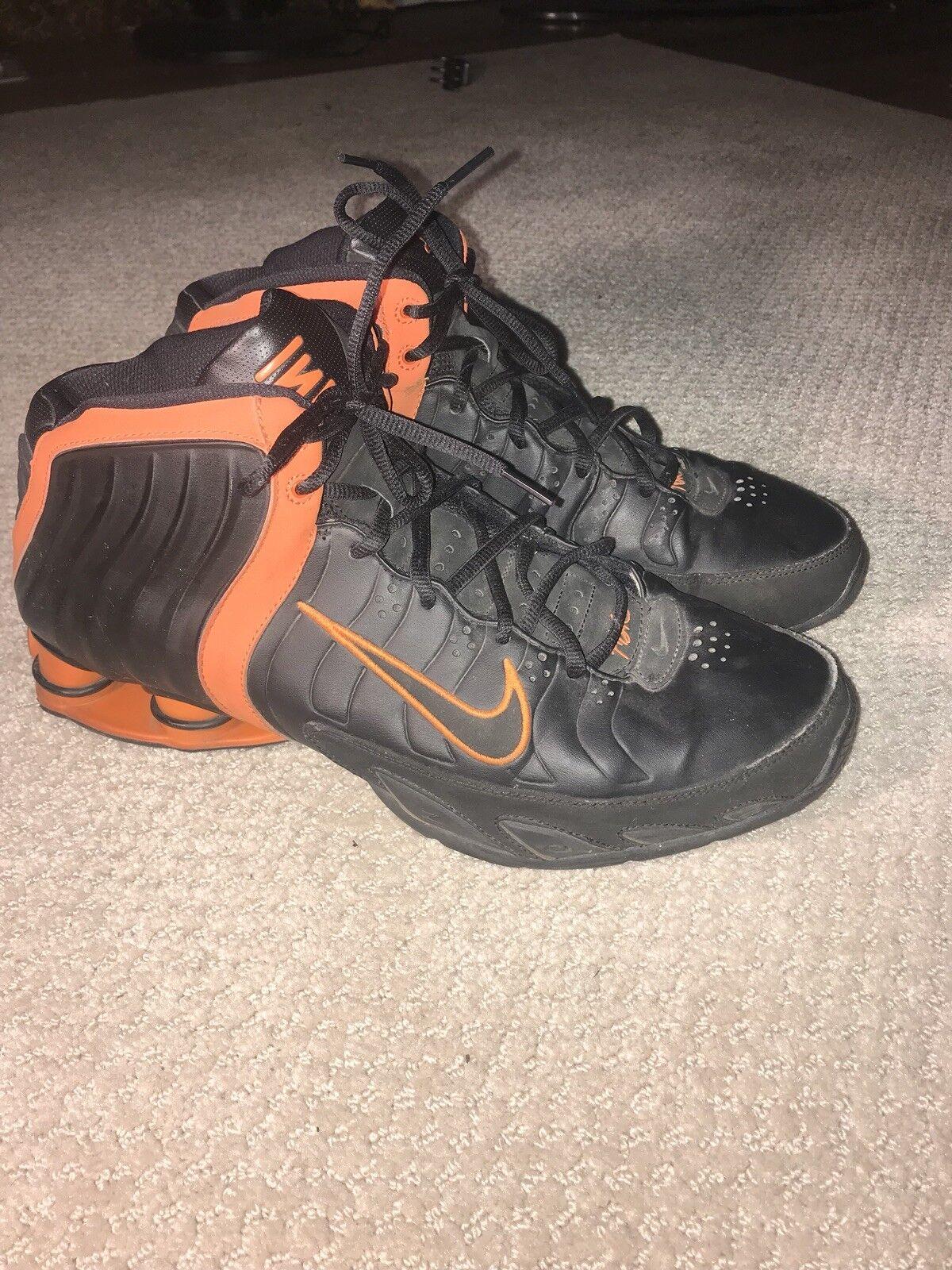 Nike Shox NZ NZ NZ Flight  Mens Athletic Shoes Size 11.5   050608 d93697