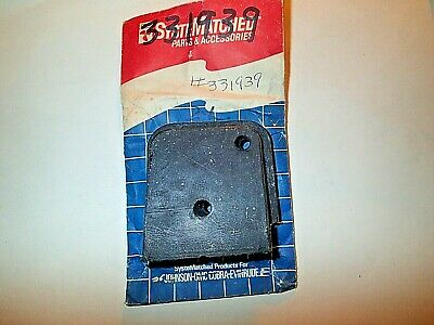 327121 0327121 Battery Cable Grommet OMC Evinrude Johnson