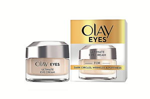 Olay-Yeux-Collection-Ultimate-Eye-Creme-Cernes-Rides-amp-Gonflement-15ml