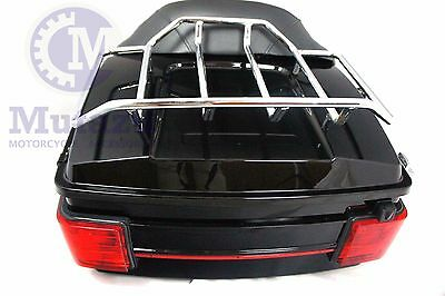 Tour pak pack Road King Electra glide w Lights w/ lining for Harley Touring FLH
