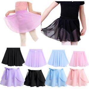 Children Kids Pettiskirt Chiffon Fashion For Girls Dance Dress Tutu Ballet