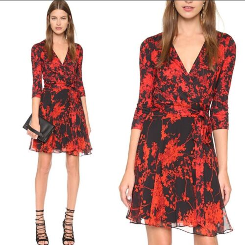 Dvf Wrap Dress 6