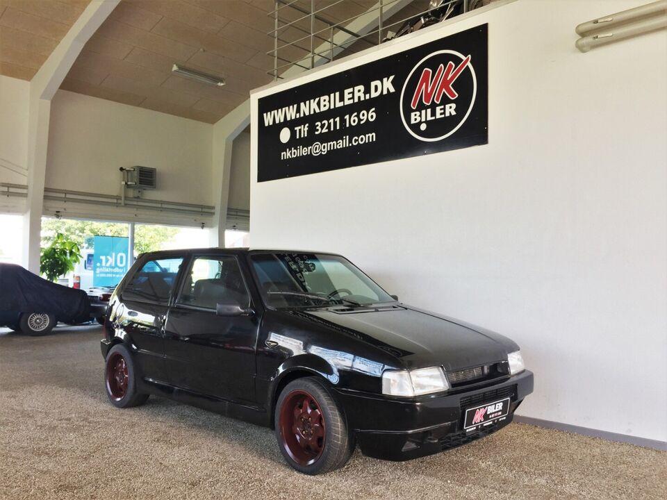 Fiat Uno 1,4 ie Turbo Benzin modelår 1992 km 111000 nysynet 1