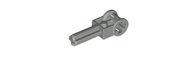 NEW!!! Lego 10x Technic Black Pole reverser handle 6553