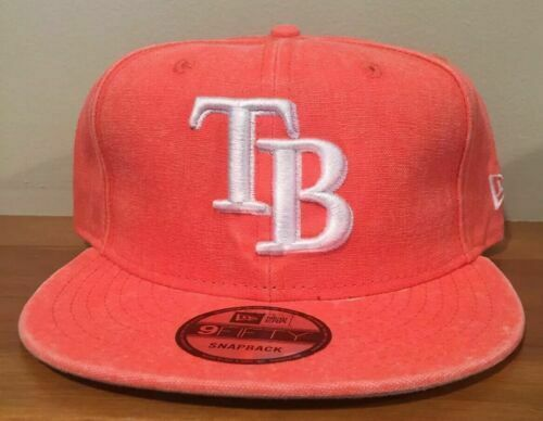 top quality various styles best Tampa Bay Devil Rays Pastel Neon Era 9fifty Snapback Hat Cap ...