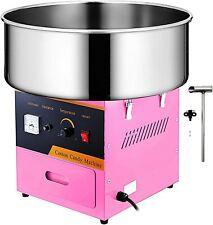 Vbenlem Commercial Cotton Candy Machine Electric Floss Maker 1030w