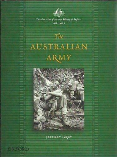 THE AUSTRALIAN CENTENARY HISTORY OF DEFENCE VOLUME I, II and III - COMPLETE SET