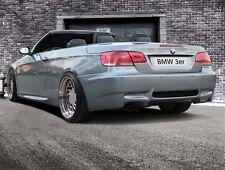 BMW E92  E93 Heckstoßstange Heckschürze Stoßstange Schürze M1 M3