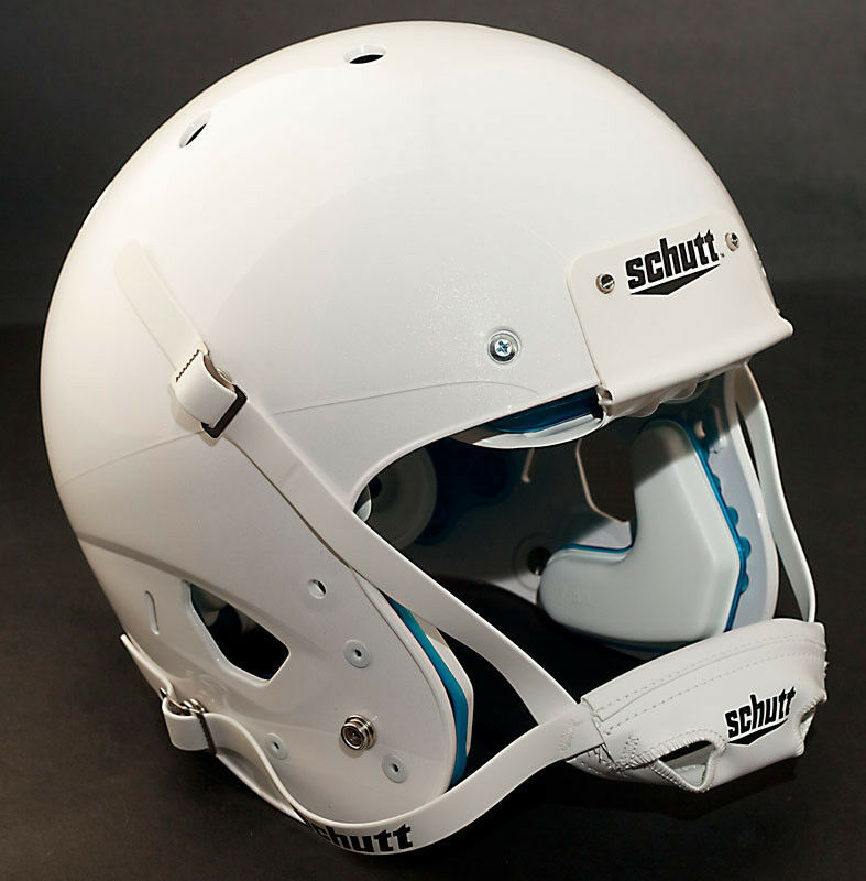 Schutt AiR XP Football Helmet ADULT LARGE (color  PRO-GLOSS WHITE) NEW