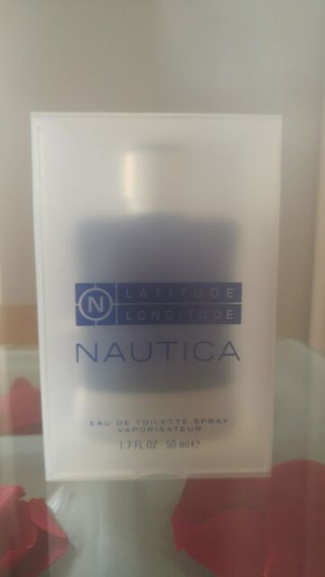NAUTICA LATITUDE LONGITUDE EDT 50 ml.