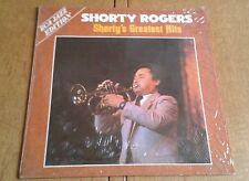 Shorty Rogers - Shorty`s Greatest Hits.West Coast Jazz. RCA LP EX/EX