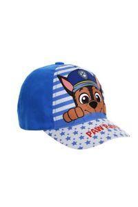 Paw-Patrol-Kappe-Chase-und-Marshall-fuer-Kinder-Basecap-Cap-Baseball-Cappy-Neu