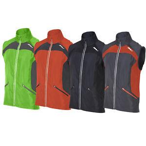 Men's Clothing 2xu Mens Tech 360 Vest Relective Light Weight Running Exercise Workout Vapor+ Fitness, Running & Yoga