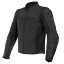 New-Dainese-Agile-Perforated-Leather-Jacket-Men-039-s-EU-56-Black-201533844-92C-56 miniature 1