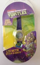 Teenage Mutant Ninja Turtles Kids LCD Watch