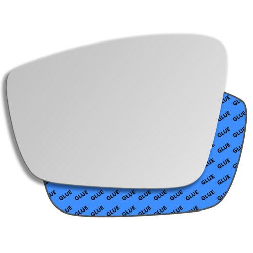 Außenspiegel Spiegelglas Links Konvex Seat Toledo Mk4 2012-2018 378LS