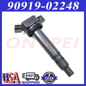 OEM 90919-02248 Denso Ignition Coil for Toyota Tacoma Tundra Scion xB Lexus ISF