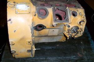 6270 - Motorgehäuse für Hatz Z788 / Z789 / Z790 000000564302 00564302 00564301