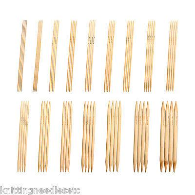 "~61 cm Knitzy Carbonized Many Sizes Circular Knitting Needles Bamboo 24/"""
