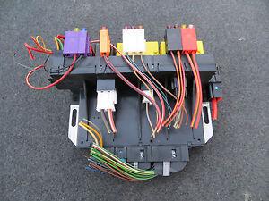 MERCEDES CL500 CL555 CL600 S430 S500 S600 SAM FUSE BOX