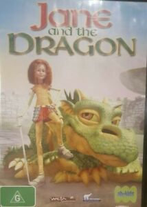 Details about JANE AND THE DRAGON RARE DELETED DVD DRAGON DIVA NELVANA  ANIMATION CARTOON