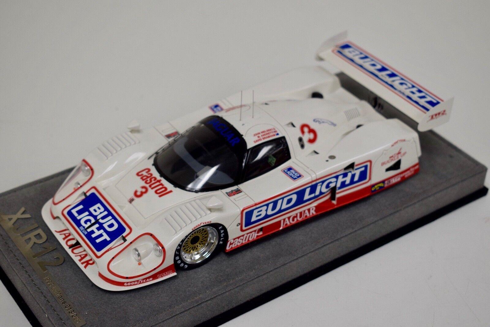 1/18 AB Models Jaguar XJR12 1993 24 Hours of Daytona Car #3 DX