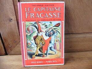 Livre-LE-CAPITAINE-FRACASSE-editeur-Ernest-Flammarion-1900