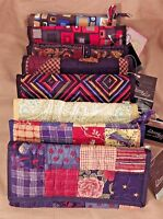Free Ship-medium Wallets–colonial Patch, Prism, Provence, Bear Walk, Toffee+