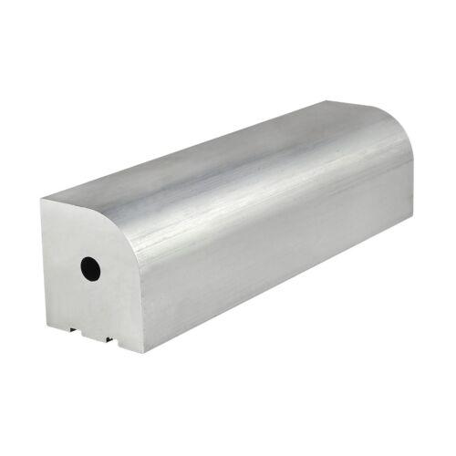 8020 Aluminum 25 Series Right Angle Pivot Nub Profile Part #25-8446 x 1220mm N
