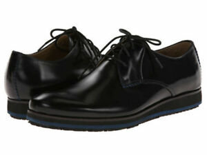 25dbc1c44feaf Hush Puppies Men's Halo Oxford Plain Toe Black Leather Oxford | eBay