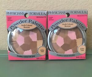 LOT-OF-2-Physicians-Formula-Multi-Colored-Bronzer-HEALTHY-GLOW-BRONZER-2718