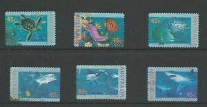 1 Set 1995 Vie Marine S/a F/u (132)-afficher Le Titre D'origine Nous Avons Gagné Les éLoges Des Clients