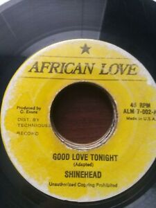 Shinehead-Good-Love-Tonight-7-034-Vinyl-Single-REGGAE-DANCEHALL