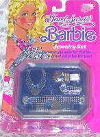 Vintage Jewel Secrets Barbie Doll Jewelry Set 1926 In Package 1986