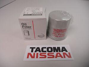 15208-65F00 Oil Filter Fits Nissan 350Z Maxima Altima Sentra Infiniti FX35 G35
