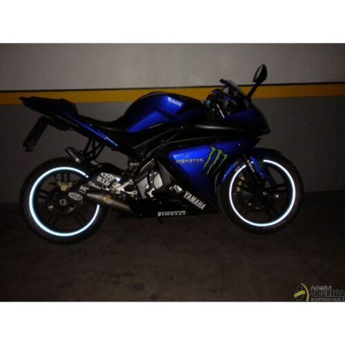 3M™ Scotchlite 580 Reflective Motorcycle Bike Wheels Stripes Rim Tape 7mm x 6MT