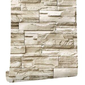 6M-Vinyl-3D-Brick-Rock-Sticker-Paper-Self-Adhesive-Furniture-Wall-Stickers-H9P5