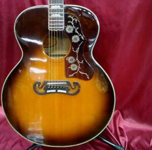 Orville by Gibson Acoustic-Electric Guitar J-200 ship from japan 0709