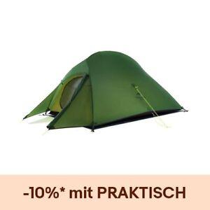 Naturehike Upgrade Cloud-up 2 Personen Zelt Ultraleichte Camping Rucksackzelt