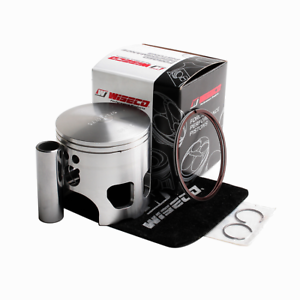 Piston Kit Standard Bore 66.00mm For 2000 Yamaha YFS200 Blaster~Wiseco