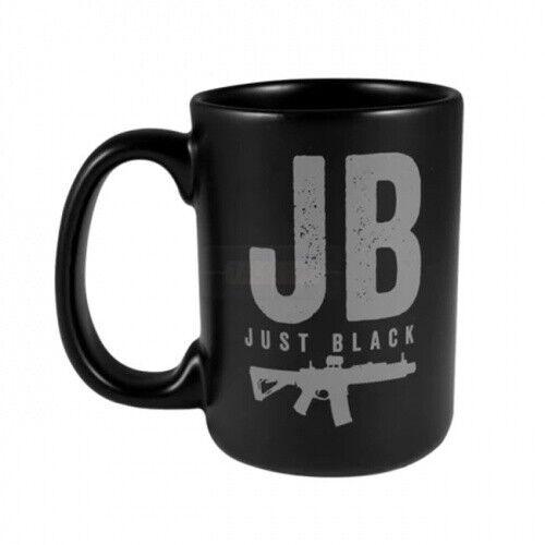 Black Rifle Coffee Just Black Ceramic Mug