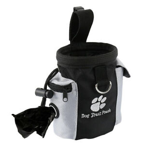 Dog-Treat-Bags-Puppy-Pet-Bag-Holder-Dispenser-Pouch-Belt-Obedience-Training-MY