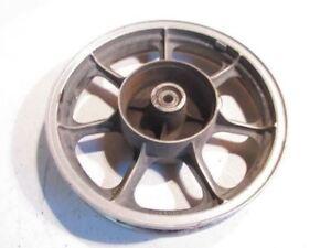 Kawasaki KZ440 KZ 440 1981 81 Rear Rim / Rear Wheel 118945