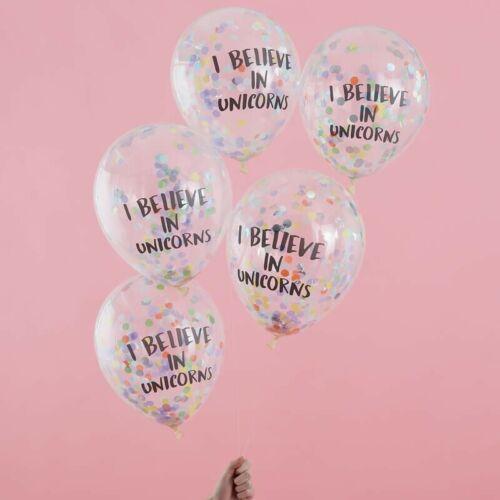 Rose Joyeux Anniversaire Ballons Pastel Arc-en-Décorations de Fête Filles Femmes