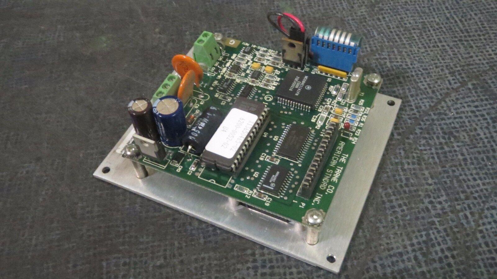 X13650483-02 1 TRANE COMM LINK CHILLER DISPLAY INTERFACE 24 VAC MODEL