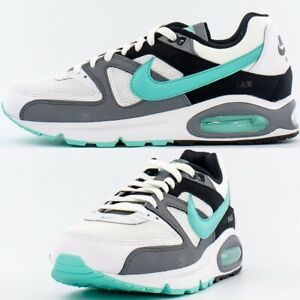 Details about Nike Air Max Command WhiteAurora Green Sneakers Men's Lifestyle Comfy Shoes