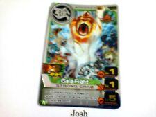 Animal Kaiser Evolution Evo Version Ver 6 Silver Card (S134E: Gaia Fight)