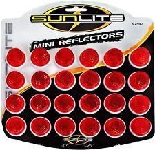 Emgo Wing Nut Mini Reflectors 85-85224 24 total
