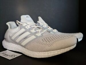 5f7236d1584a DS Adidas Ultra Boost 1.0 Size 11 Cream Chalk NMD SNS Wood Hypebeast ...