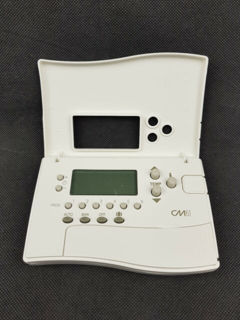 honeywell cm61 24 hour programmer t6661b1040 thermostat ebay rh ebay co uk Honeywell Pro 8000 Thermostat Manual Honeywell Security Manuals